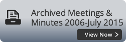 Archived Meetings & Minutes through July 2015 button
