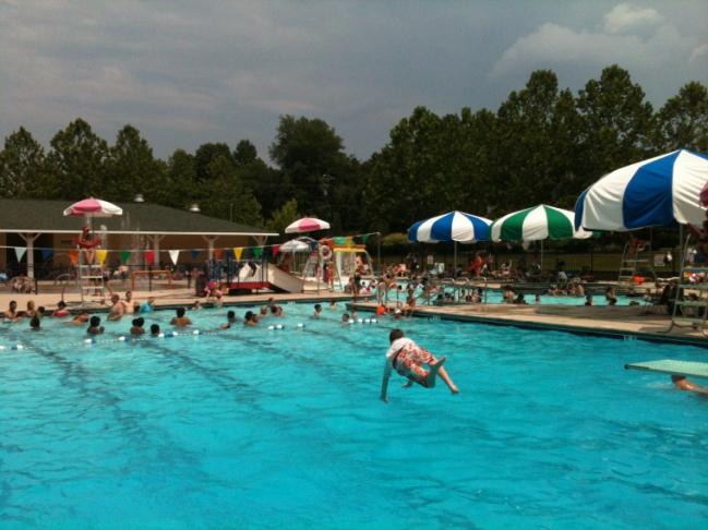Bur Mil Aquatic Center