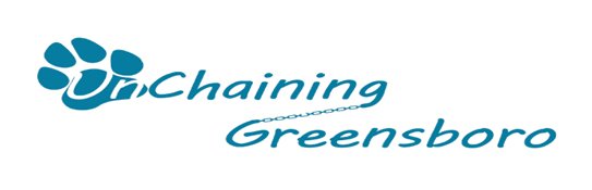Unchaining Greensboro logo