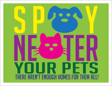 Spay and Neuter logo