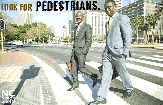 Look for pedestrians 2