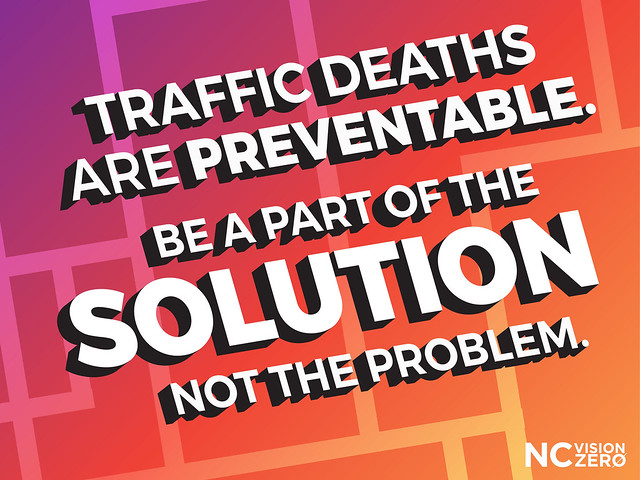 Prevent traffic deaths