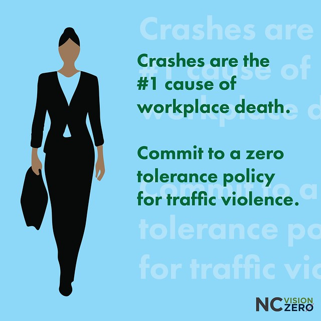 Prevent workplace crashes