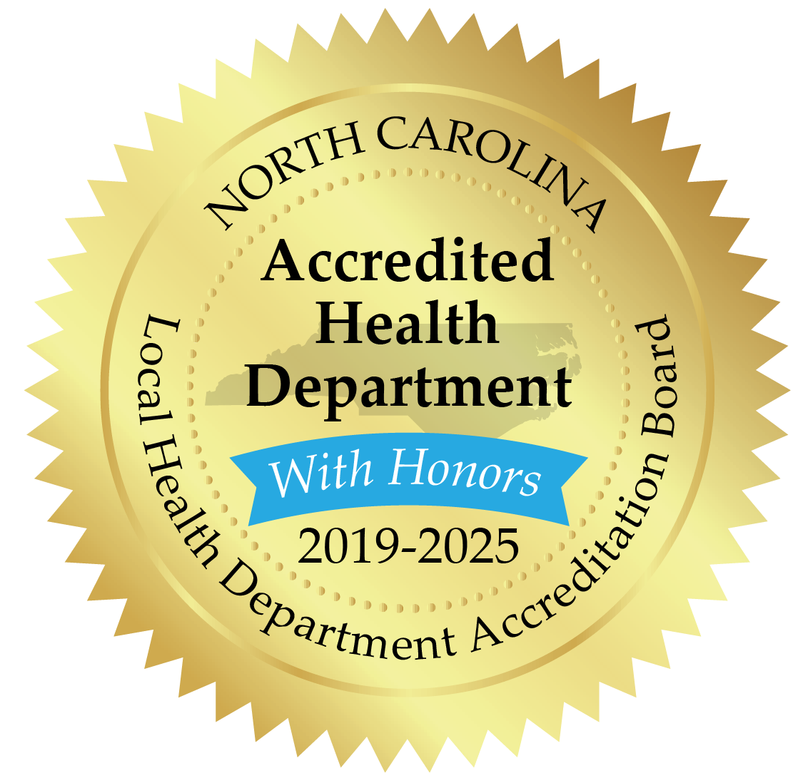 Accreditation Seal 2019-2023 w-Honors