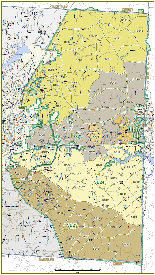 District 2 | Guilford County, NC