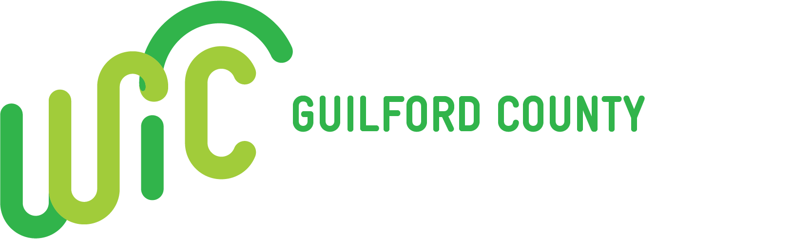 WIC Guilford County logo