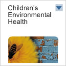 Children's Environmental Health button