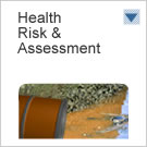 Health Risk & Assessment button